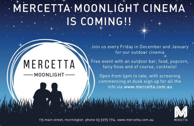 Mercetta Moonlight Cinema