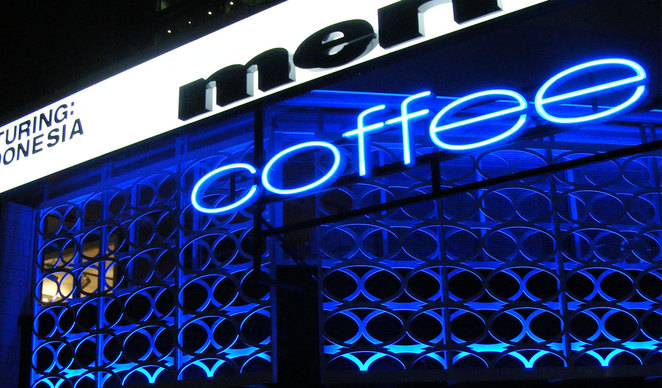 Merlo Coffee in Fortitude Valley
