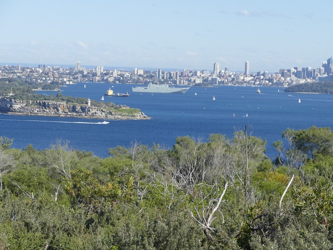 North Head scenic views Manly NSW