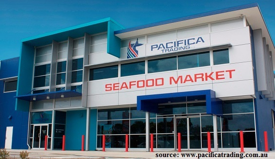 pacifica trading,seafood,