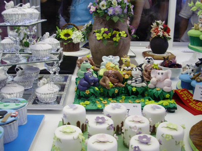 Cake Display @ Easter show