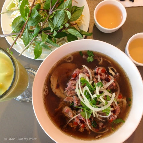 Pho, Beef, Pho Minh, Cabramatta, Noodle, Soup, Lunch, Cheap, GMV, Lunch