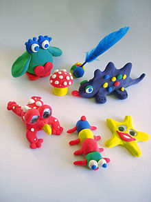 playdoh, fun, creatures, animals, kids