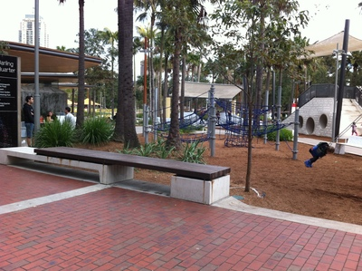 Playground, Darling Quarter