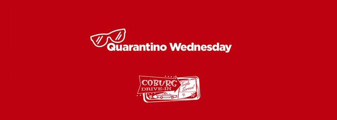 quarantino wednesday 2020, coburg drive in cinema, village cinemas, community event, fun things to do, film night at the drive in, date night, night life, entertainment, performing arts, jack brown, kill bill vol 1 & 2, from dusk till dawn, quentin tarintino films