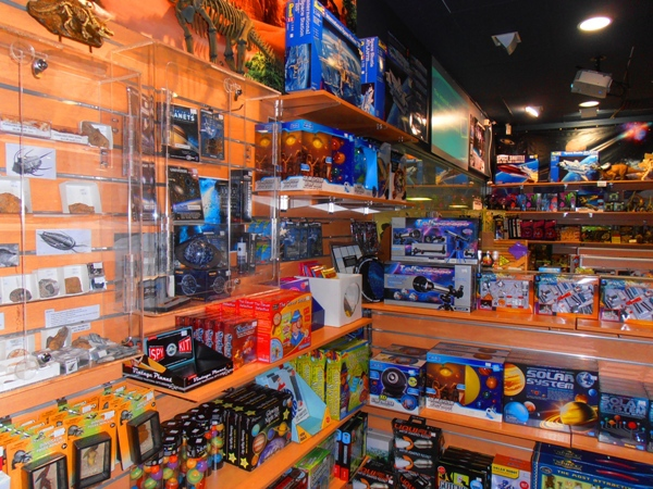 Scitech's Discovery Shop