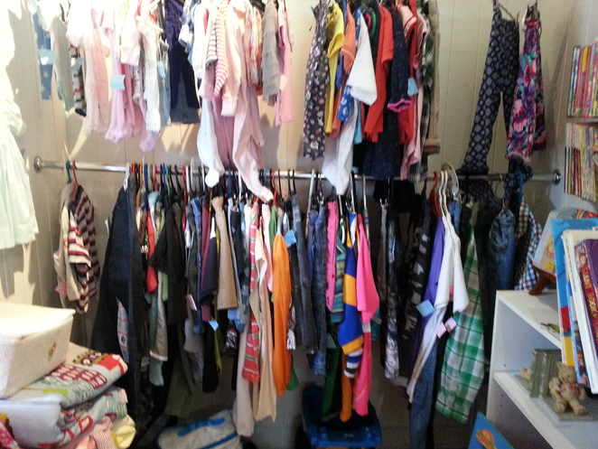 second hand children's clothes, indooroopilly