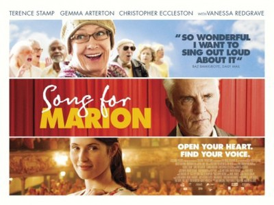song for marion, film, review