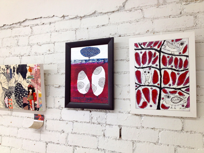 Space2B, gallery and popup shop