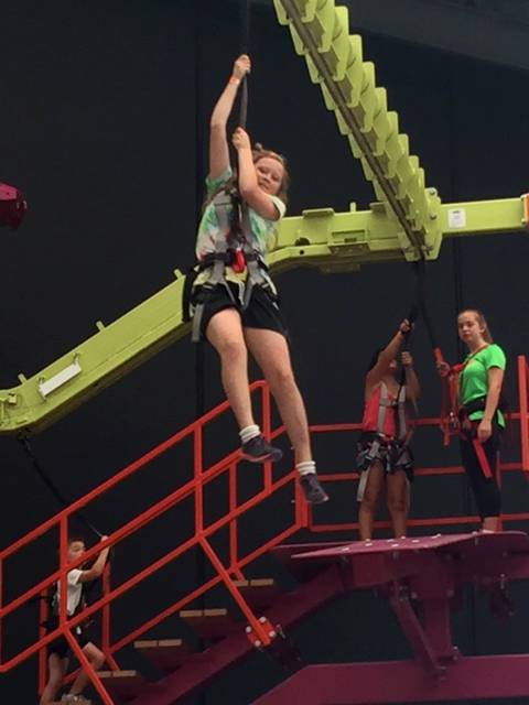 suspended obstacle course, indoor adventure sports, skyrail, climbing walls, adrenalin adventure sports, physical and mental challenges, trust activities, personal development activities, team building,
