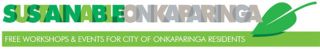 sustainable onkaparinga, onkaparinga city, city of onkaparinga events, eco crafts, recycled crafts, school holidays activities, fun for children, family events, kids, adelaide events, craft workshops