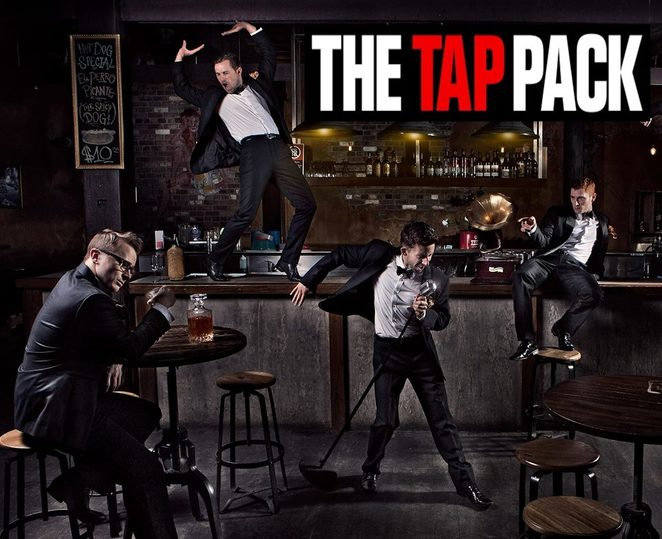 THE TAP PACK at Frankston Arts Centre