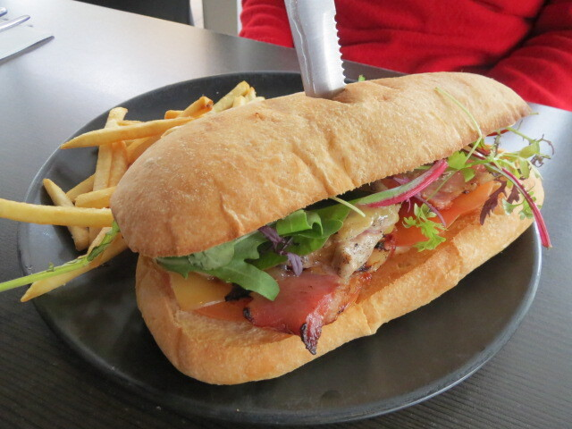 The Upside on Prospect, Chicken Club, Adelaide