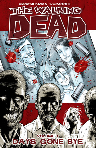 The walking dead, zombies, zombie comics, comics for Halloween