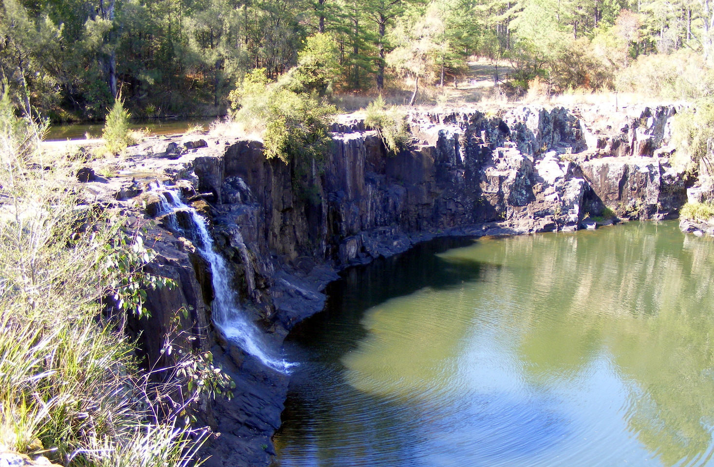 Tooloom Falls Camp Grounds - Brisbane