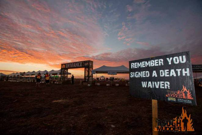 tough mudder, caloundra, sunshine coast, physical challenge, obstacle course racing, fitness, health,