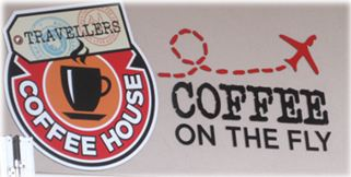 Travellers Coffee House banner