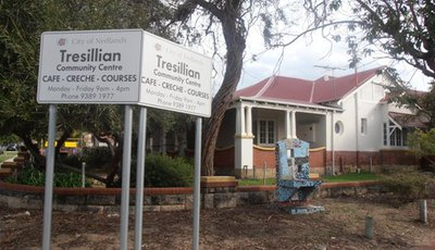 Tresillian Community Centre, Nedlands