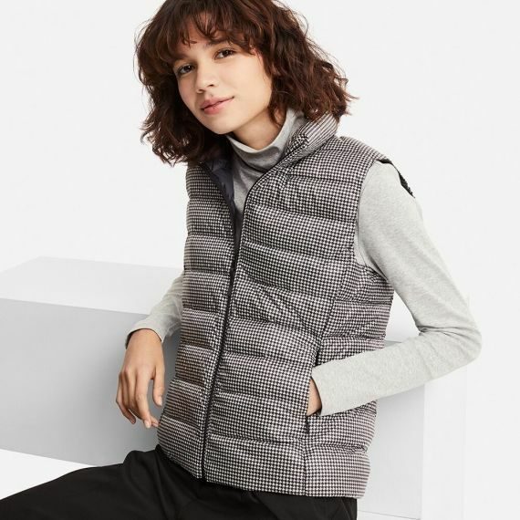 uniqlo australia, uniqlo down town 2019, community event, fun things to do, shopping, japanese brand clothing, winter fashion, winter down jackets for men, winter down jackets for women, federation square, winter fashion vests, winter down jackets