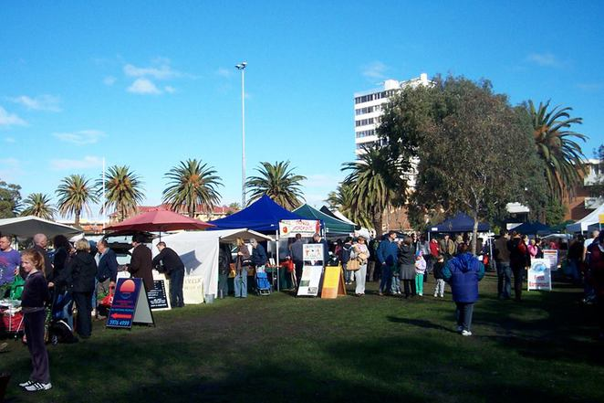 veg out st kilda farmers' market