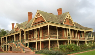 waite, arboretum, adelaide, waite precinct, urrbrae, aboriginal plants, university of adelaide, bush tucker, urrbrae house