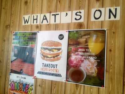What's On Southside Tearoom Bar