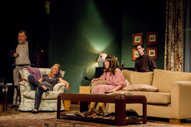 Who's Afraid of Virginia Wolf?, Edward Albee, Noella Johnson, Richard Burton, Elizabeth Taylor, Gold Coast Little Theatre