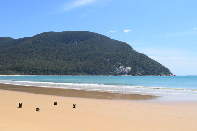 wilsons promontory, wilsons prom, national park, melbourne, victoria, hiking, tongue point, travel