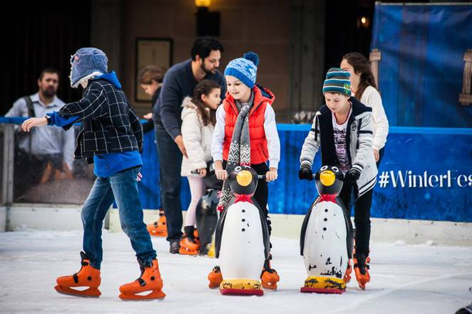 winter festival 2017, canberra, ACT, events, ice skating, outdoor ice skating,