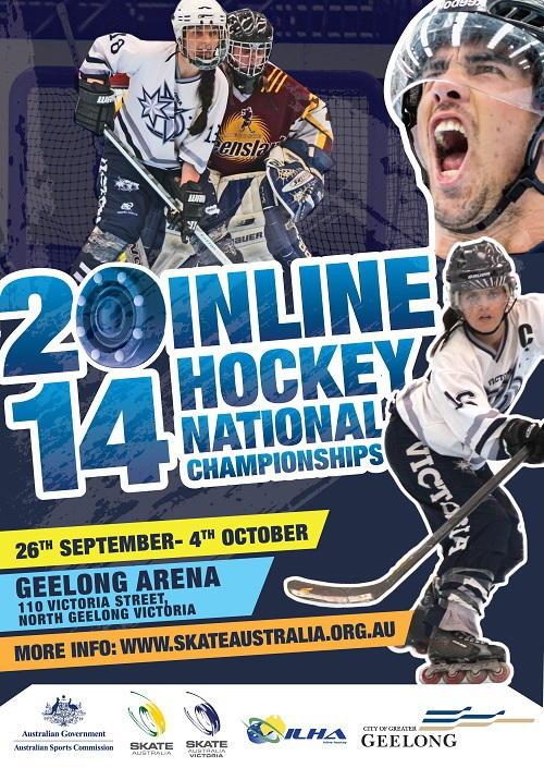 2014 Inline Hockey National Championships - Geelong