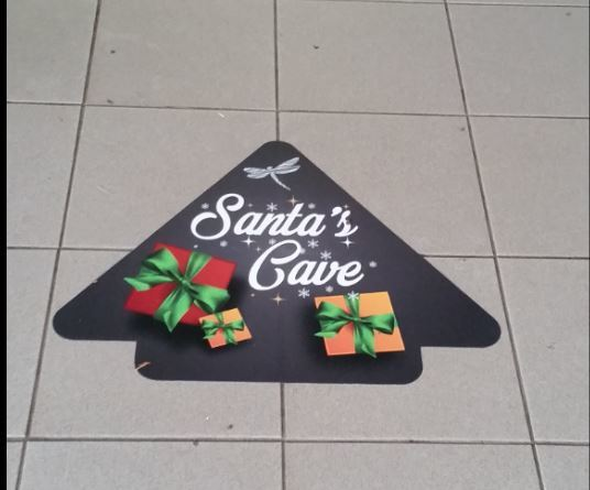 Anthony Plaza, The Mall, Smith Street Mall, Darwin, Santa Clause visit, free, Santa's Village, Santa's Cave