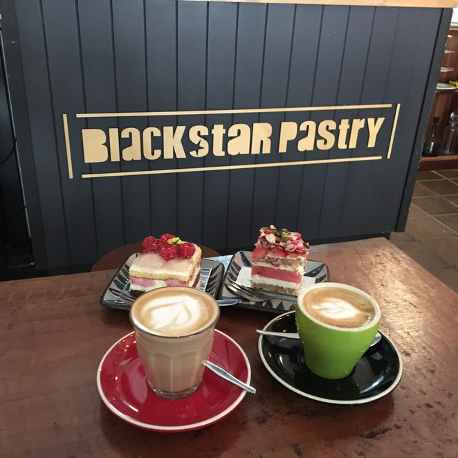 Black Star Pastry-cakes