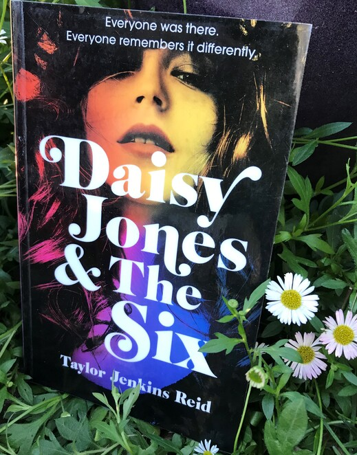 books, authors, literary, weekend reads, free, relaxing, daisy jones, the six, taylor jenkinds reid