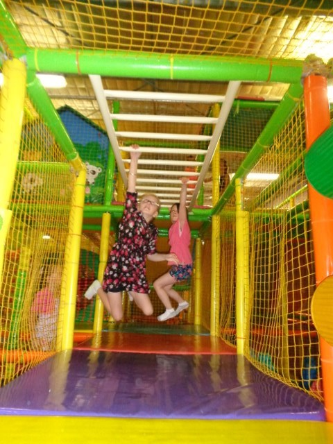 Crazy Monkeys Playhouse Cafe