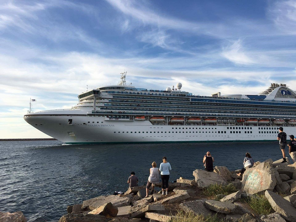 Cruise Ships In South Australia  Adelaide