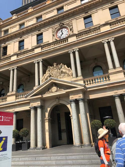 Customs House Sydney, Free Walking Tour Sydney