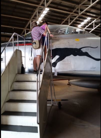 Darwin, Darwin Aviation Museum, museum, aircraft, airplane, WWII