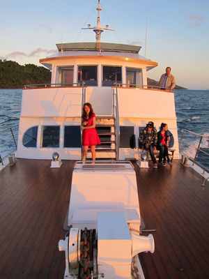 Denison Star Cruise, The Whitsundays