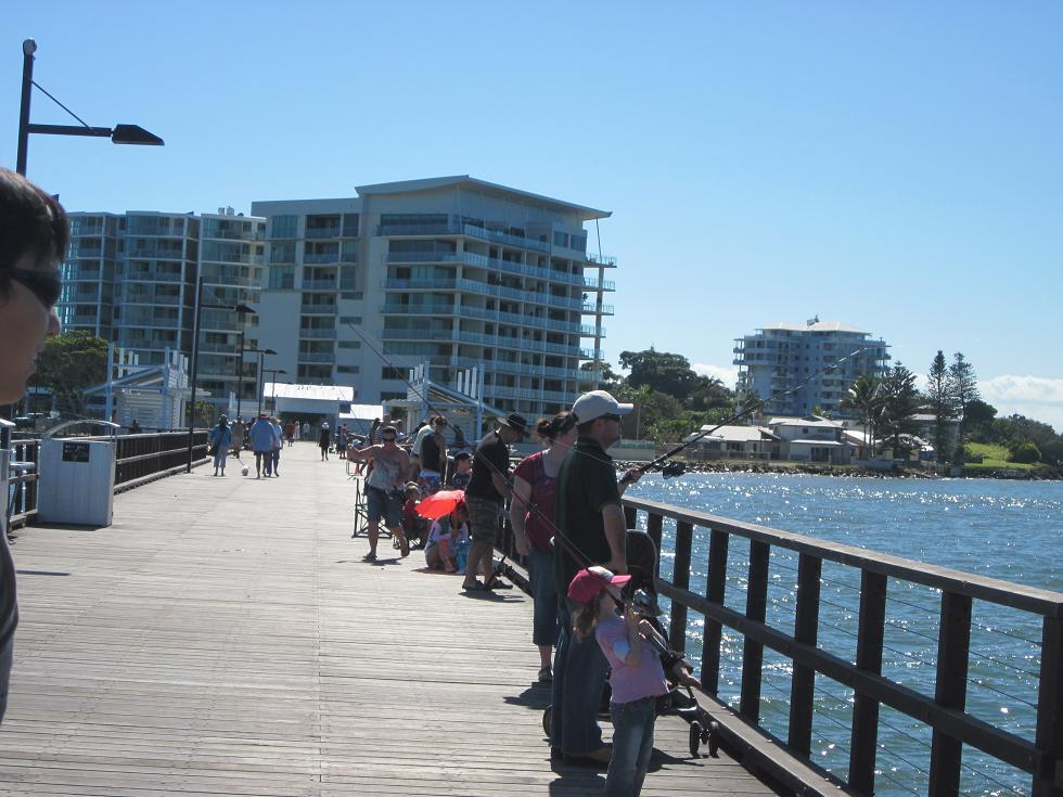 Top Brisbane Places to Fish from a Jetty - Brisbane