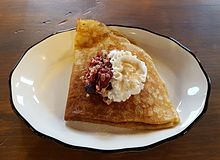 French Crepe