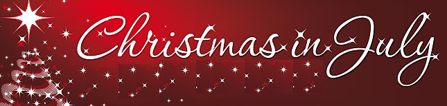 image courtesy of the gloucester park website - Christmas In July Australia