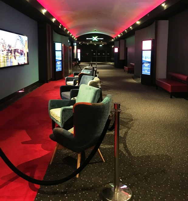 Hoyts Lux Wetherill Park