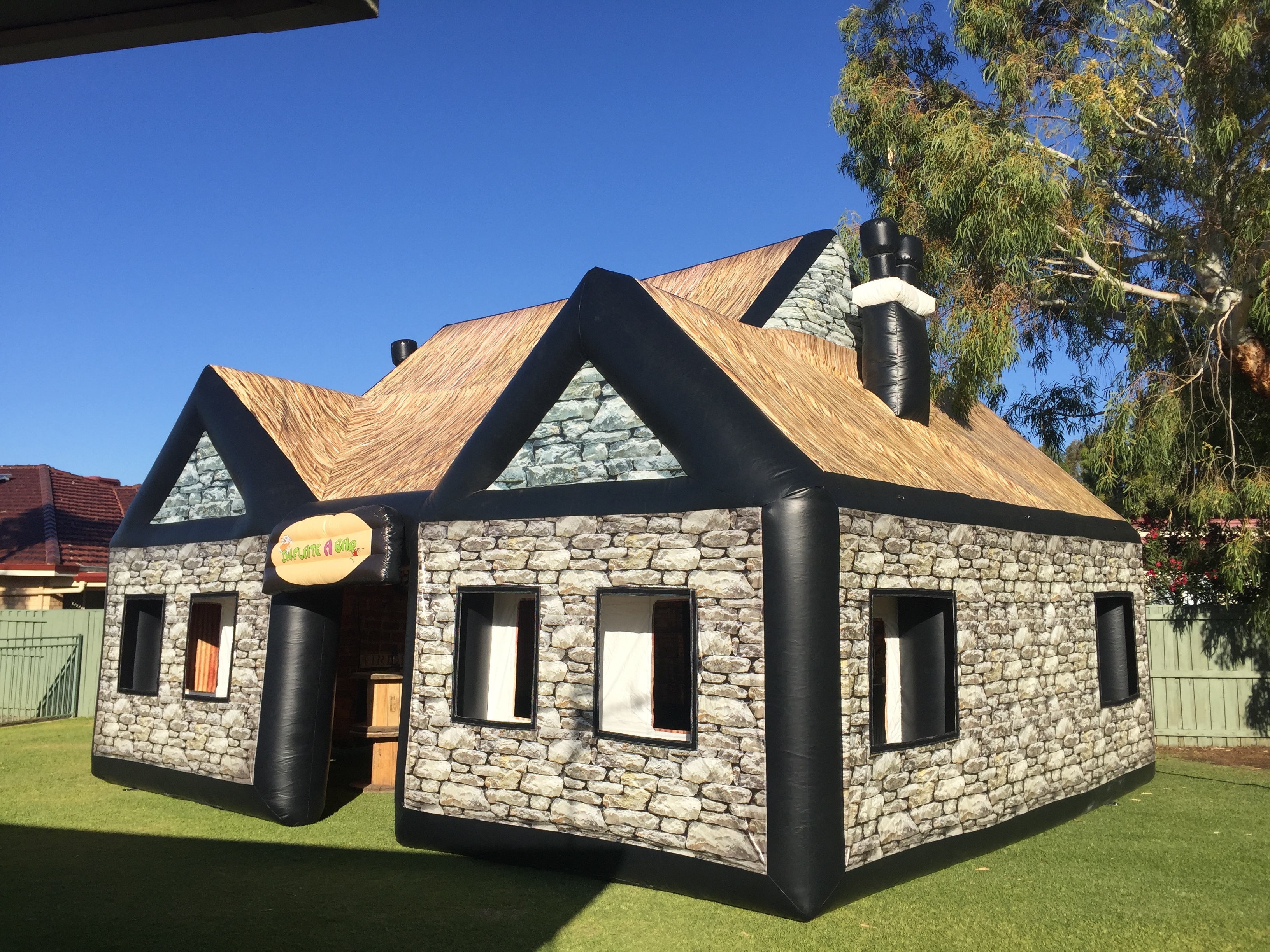 Work Christmas Party Ideas Perth Part - 26: The Inflatable Pub Company, Perth