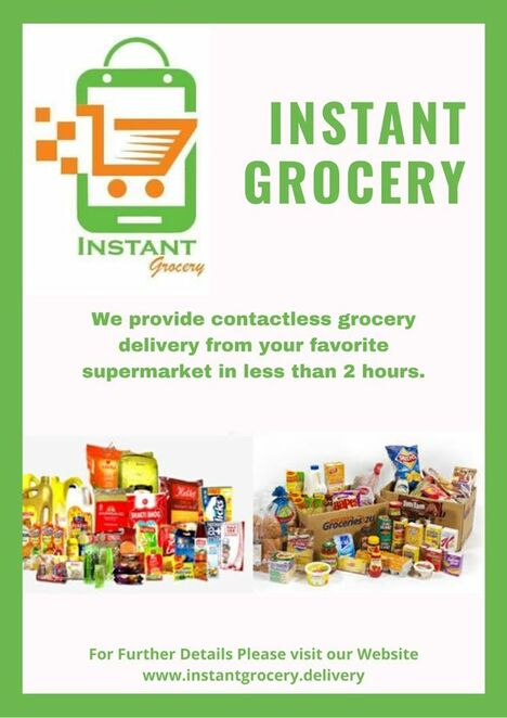 Instant Grocery