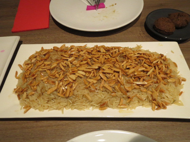 Isaac's Kitchen's Rice, Adelaide