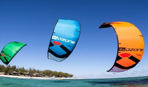 kiteboarding, summer, beach, water sports, lessons