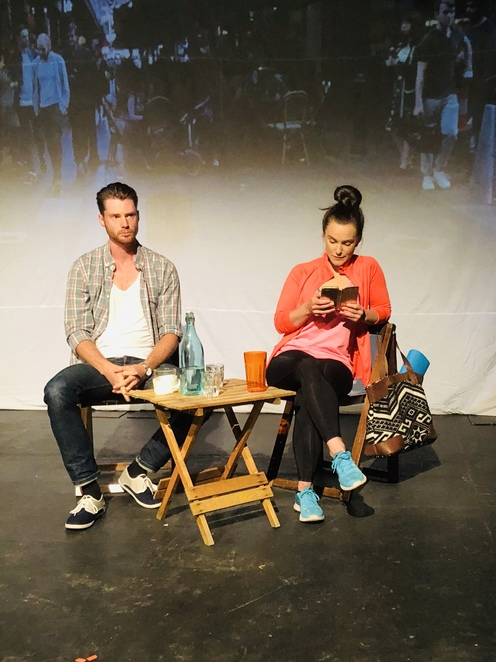 live performance, new theatre writers, theatre show, contemporary live performance,