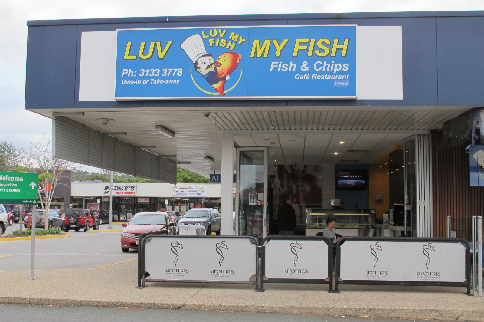 Luv my fish brisbane luv my fish fish and chips shop browns plains logan park ridge negle Images