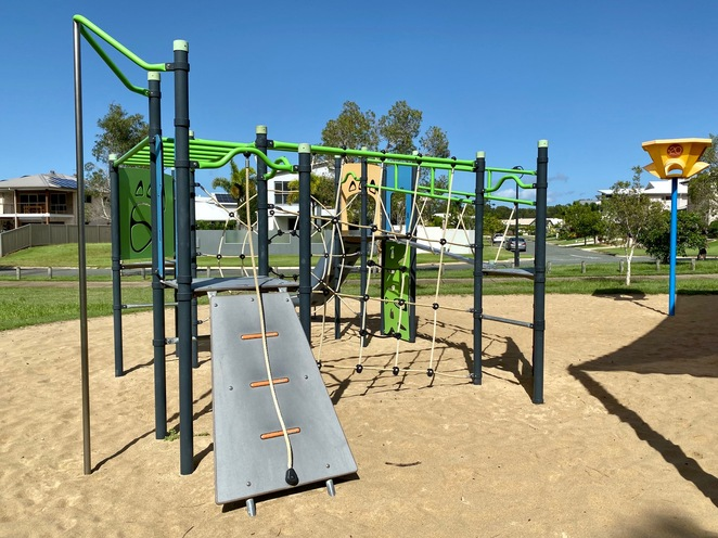 Climbing equipment and imaginative play spaces