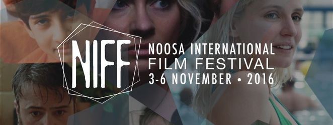 Noosa International Film Festival, NIFF, inaugural, four days, four towns, five different venues, movie-lovers, filmmakers, local Australian, international talent, more than 140 short and feature length films, classic silent film, environmental documentary, industry guest event